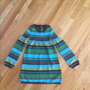 GapKids Striped Sweater Dress